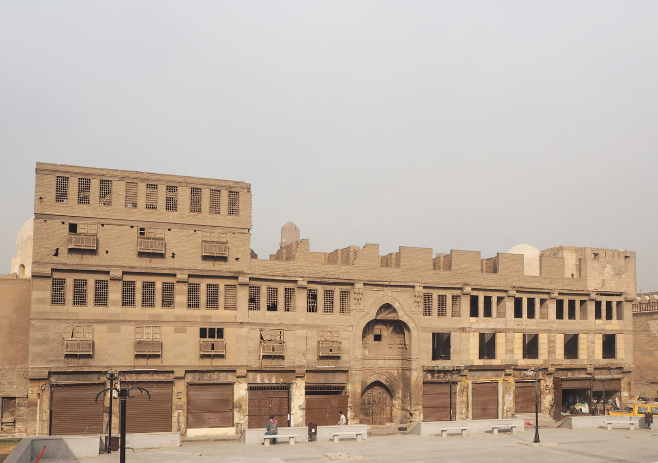 Cairo Egypt Architecture Building Exterior Built Structure Caravansary History Wikala EyeEm Ready