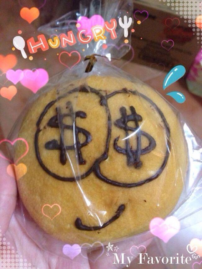 Moneyface Dorayaki Redbean