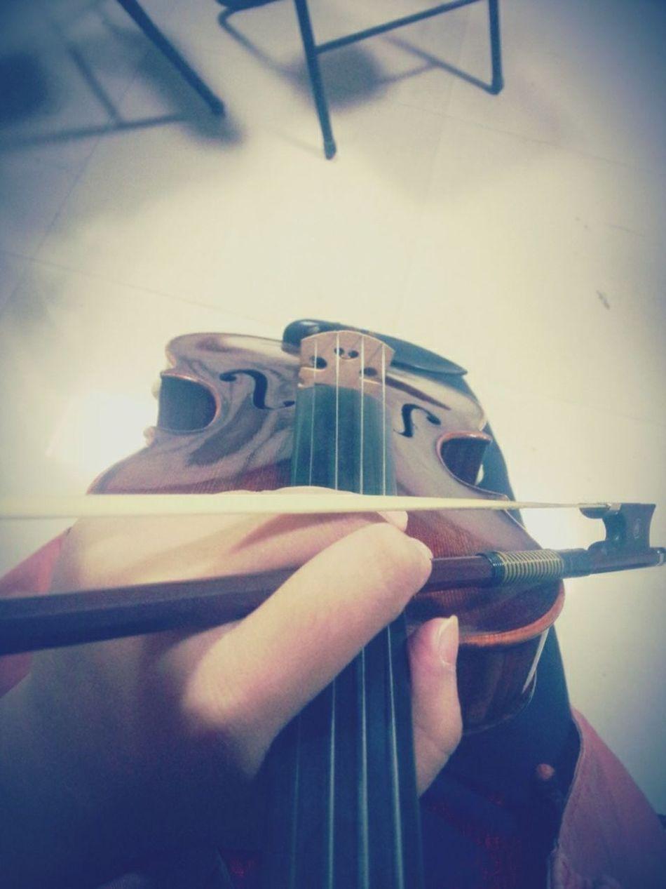 practise, practise, practise Violin Music Learning