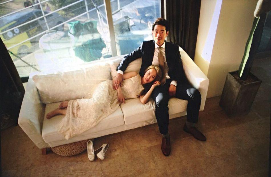 훈웨딩촬영 / 6D Wedding Paju Seopa Congratulations Loopin