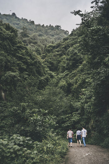 Countryside Nature Real People