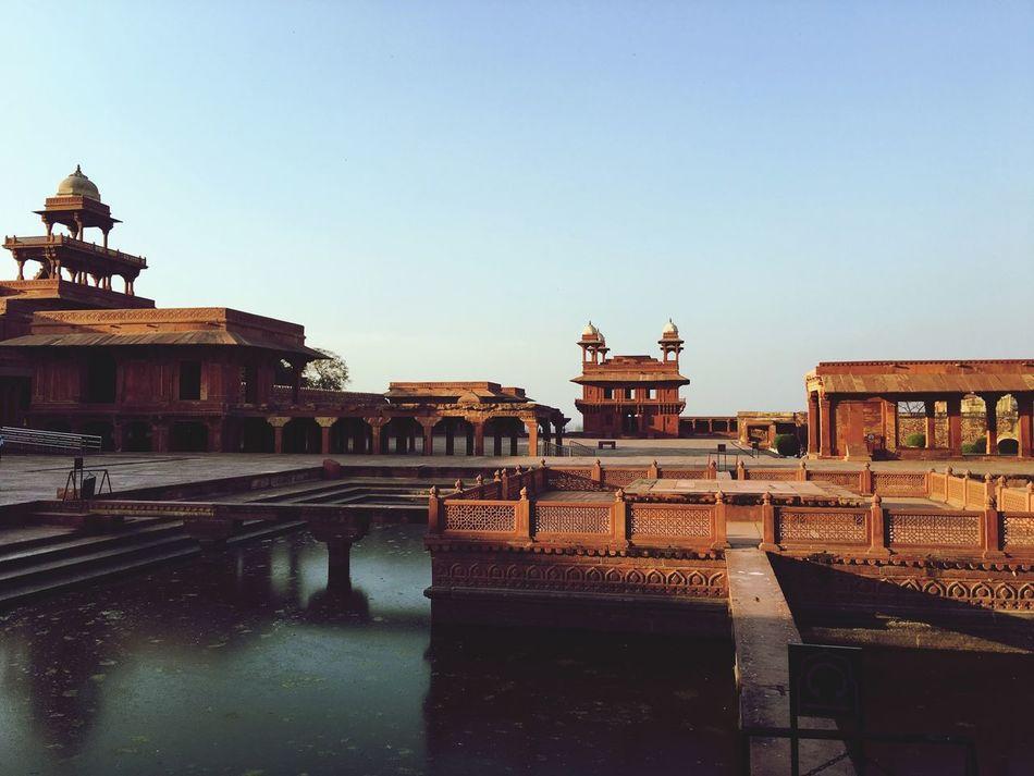 India Incredible India Fatehpursikri