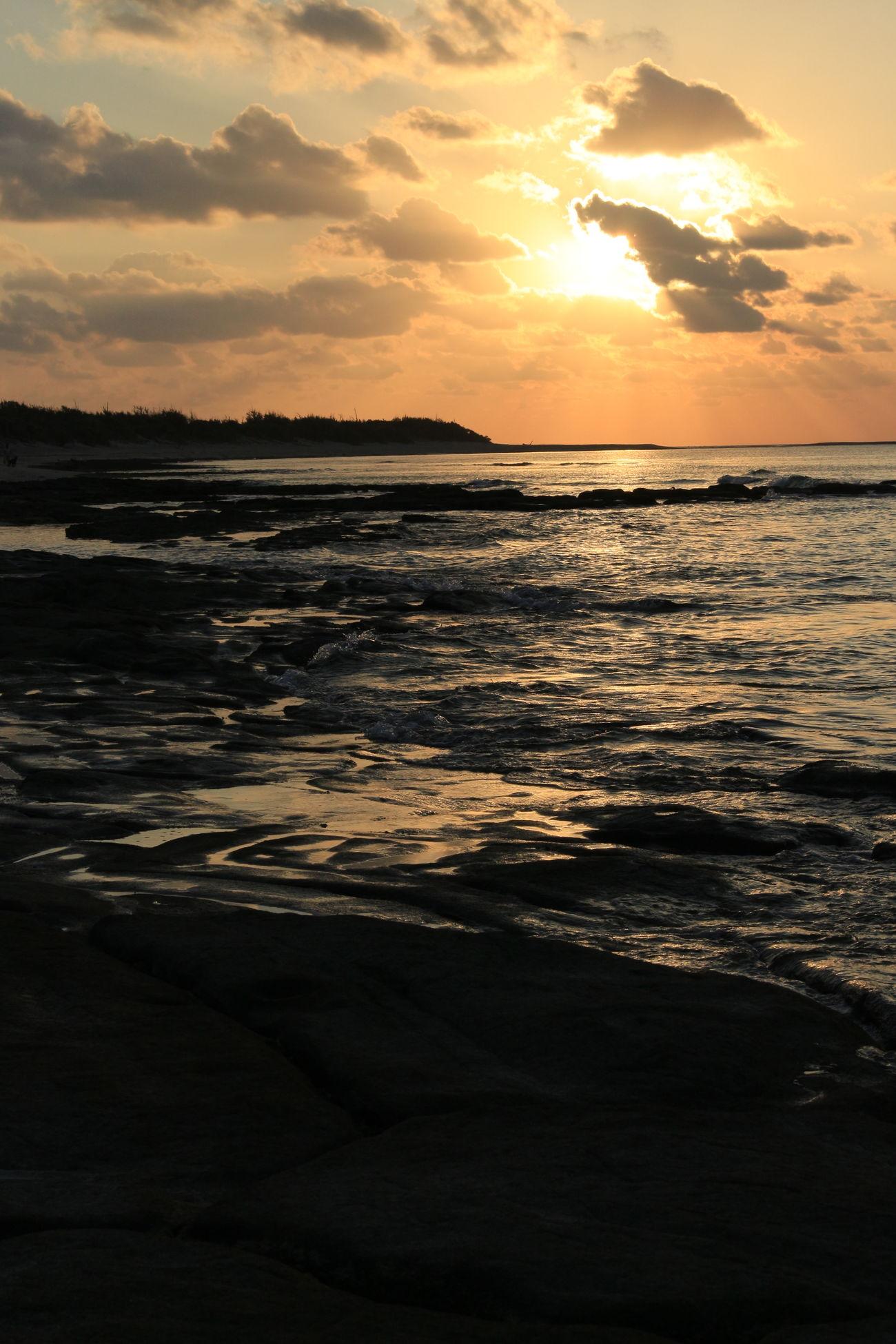 Sea Morning Empty