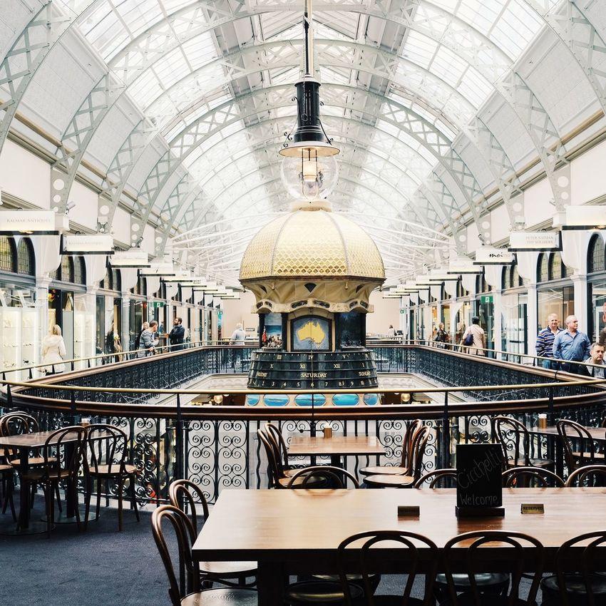Queen Victoria Building QVB Sydney Australia New South Wales  Interior Design Building EyeEm Best Shots