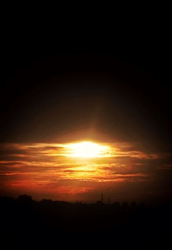 Watching a Sunset Cant Help It, Its Just My View.. Apreciate The Smaller Things In Life Beautiful Sunset