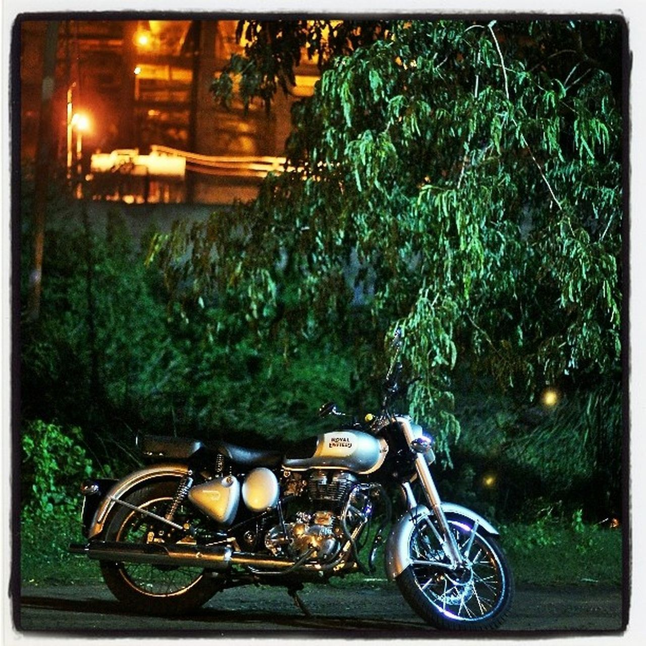 Re Royalenfield Classic 350cc Sliver Official_canon 50mm Voscam Factory