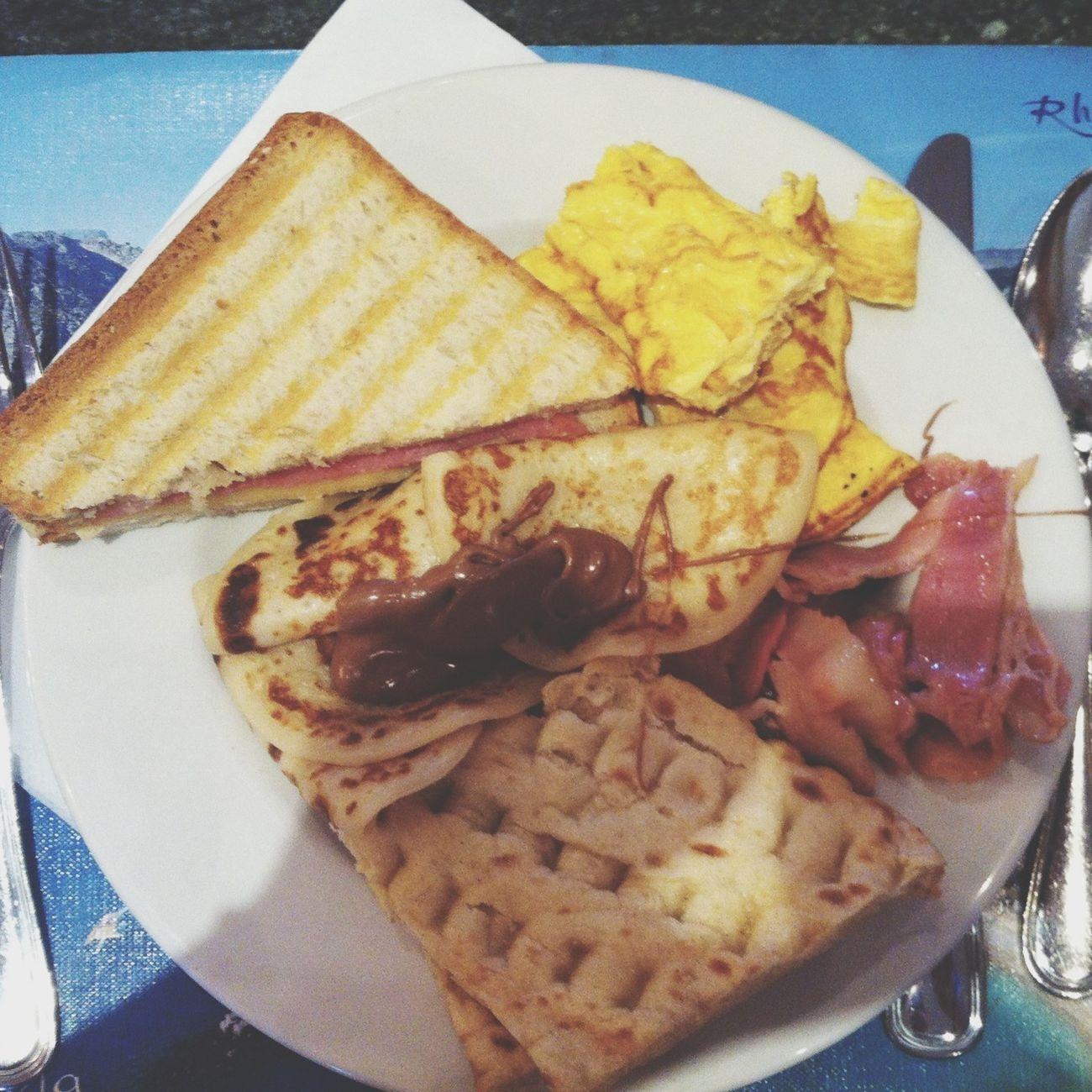 Worlds best breakfast