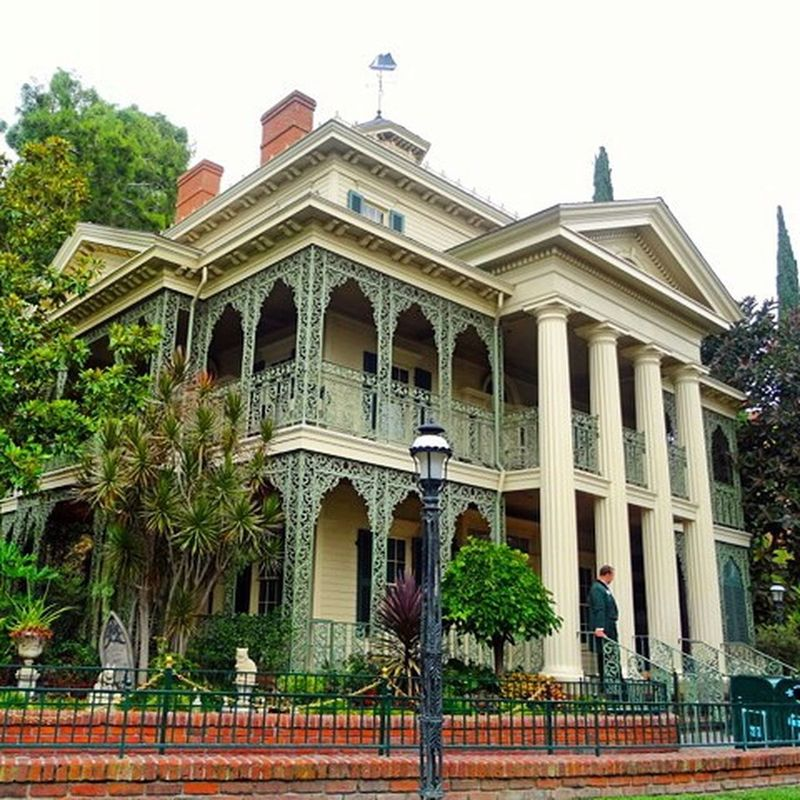 Disneyland Hauntedmansion