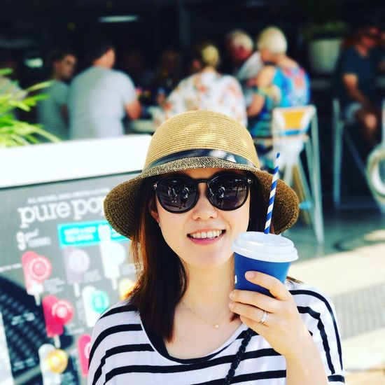 The Week On EyeEm Hotday Coldcoffee Beachday