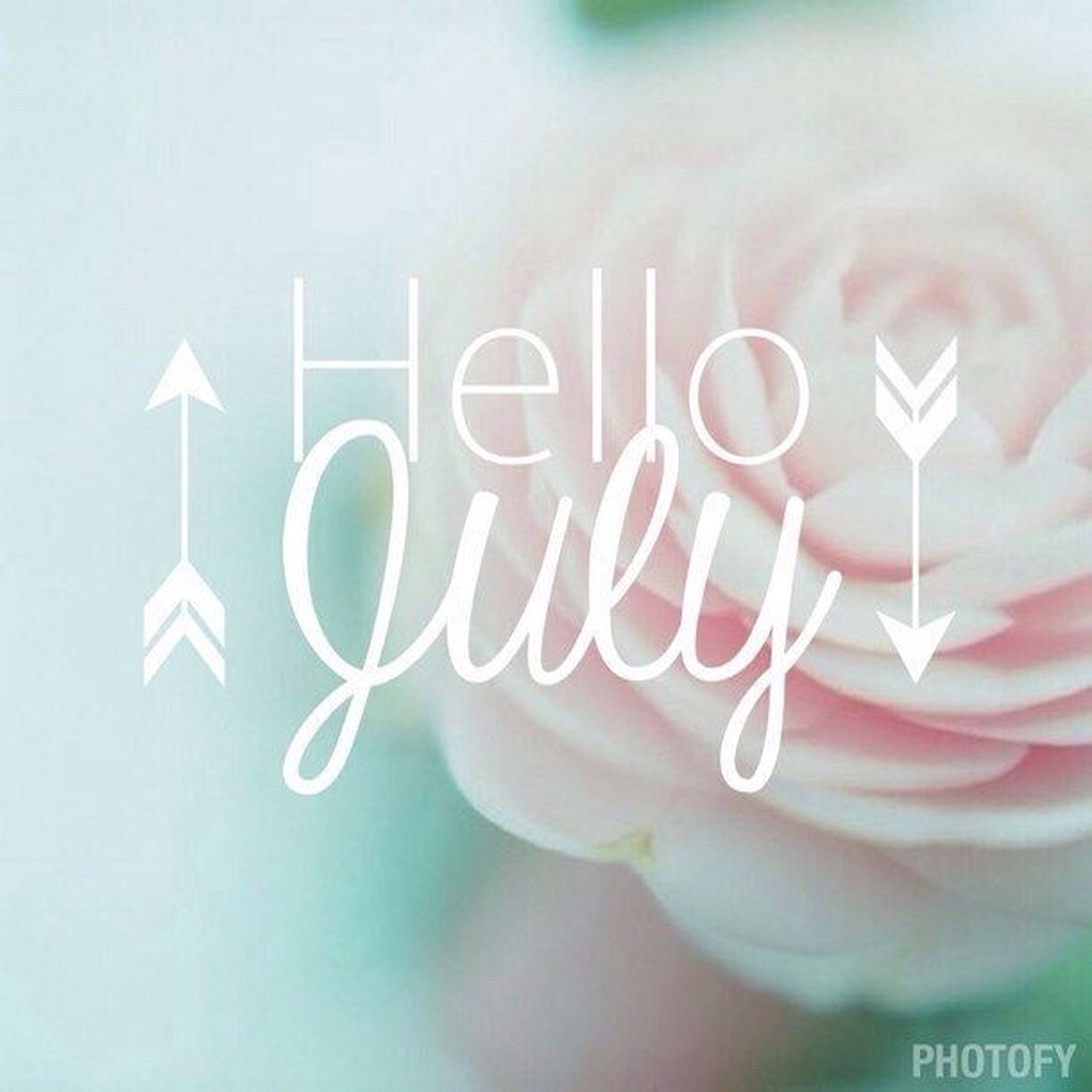 July Blessing In Life