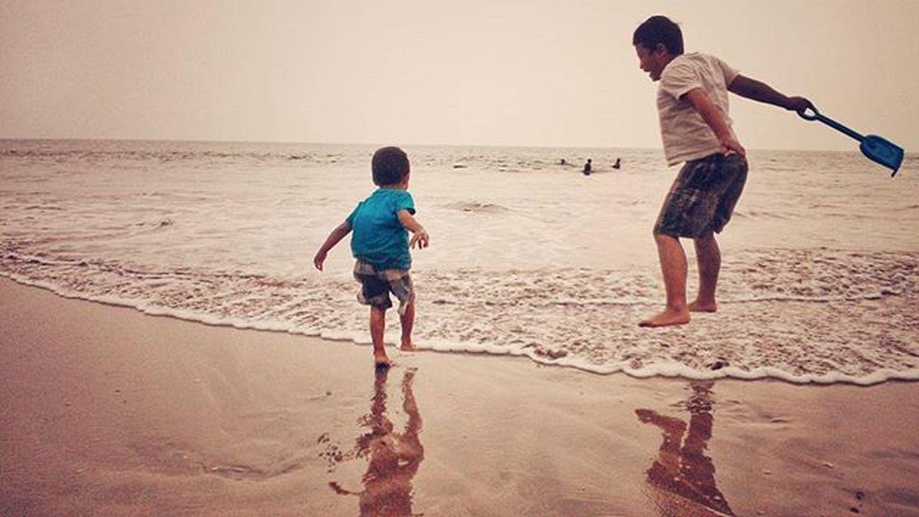 . JUMP Beach Sea Wave Kids Kid Ig_mood Toned Anyer  INDONESIA