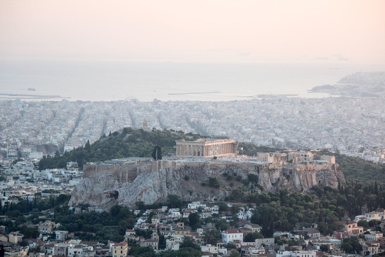 Beautiful stock photos of athens, Acropolis, Ancient, Architecture, Building Exterior