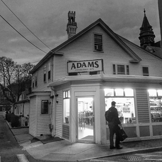 EyeEm Best Shots - Black + White Bw_collection Architecture Streetphotography Provincetown