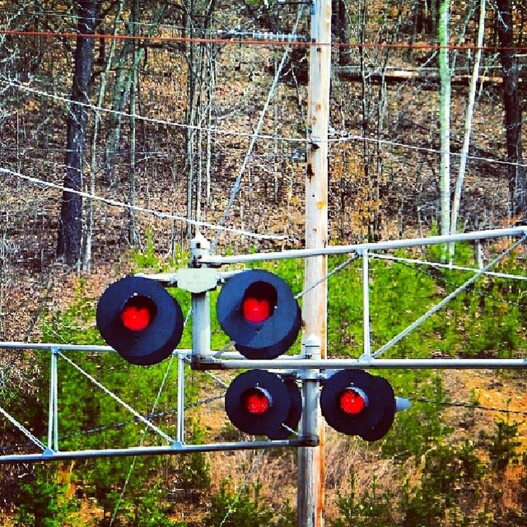 Railstagram Warninglights CSX Rsa_theyards train trains_worldwide best_photogram railroadtracks railfan coal locomotive westvirgina railroad mobile_nature igers_of_wv featured Freight ig_westvirginia wv_captures