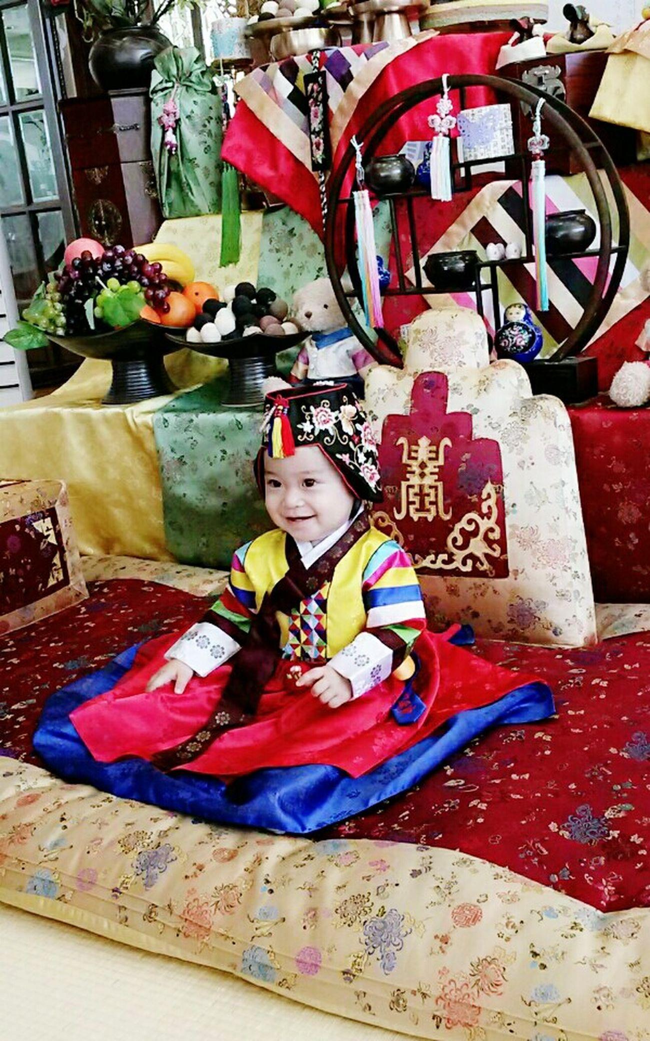 KoreanBaby Baby Niece Kyeopta