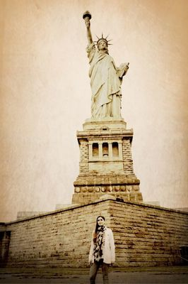 Statue of Liberty by Simooo
