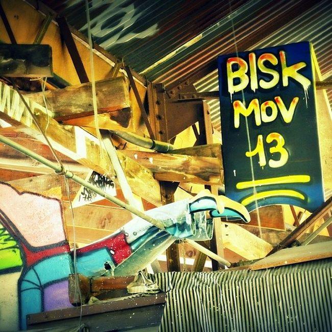 Streetart Mov Bisk