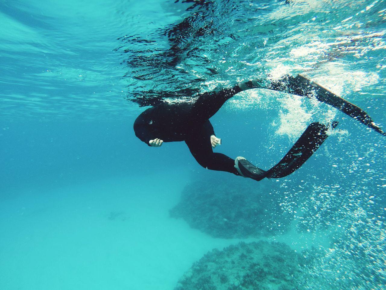 Mermaid life. Real People Underwater Freediving Fins Cressi (null)UnderSea Hawaii Hawaii Life Gopro Ocean Photography Fresh On Market 2017