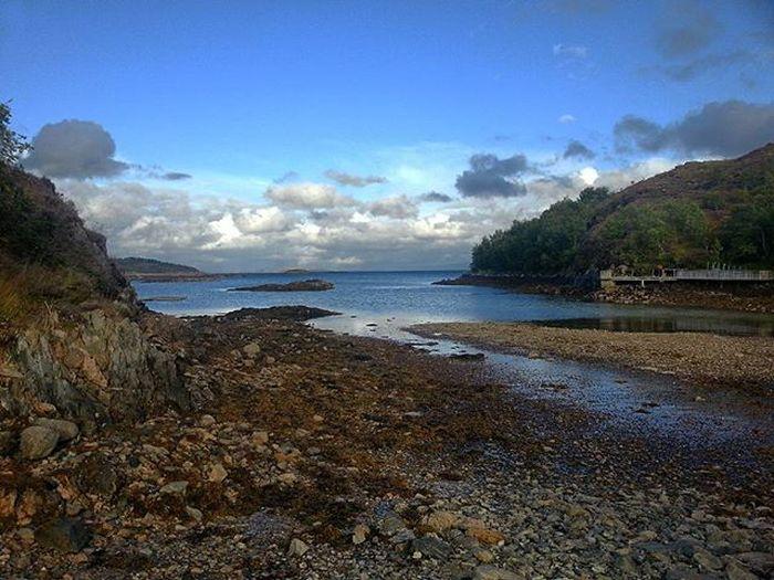 Probando las fotos horizontales en instagram Cabin Mar Pescandocangrejos