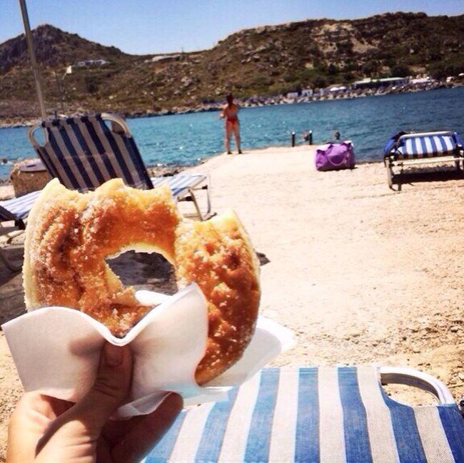 Donut Sunshine Feelgood