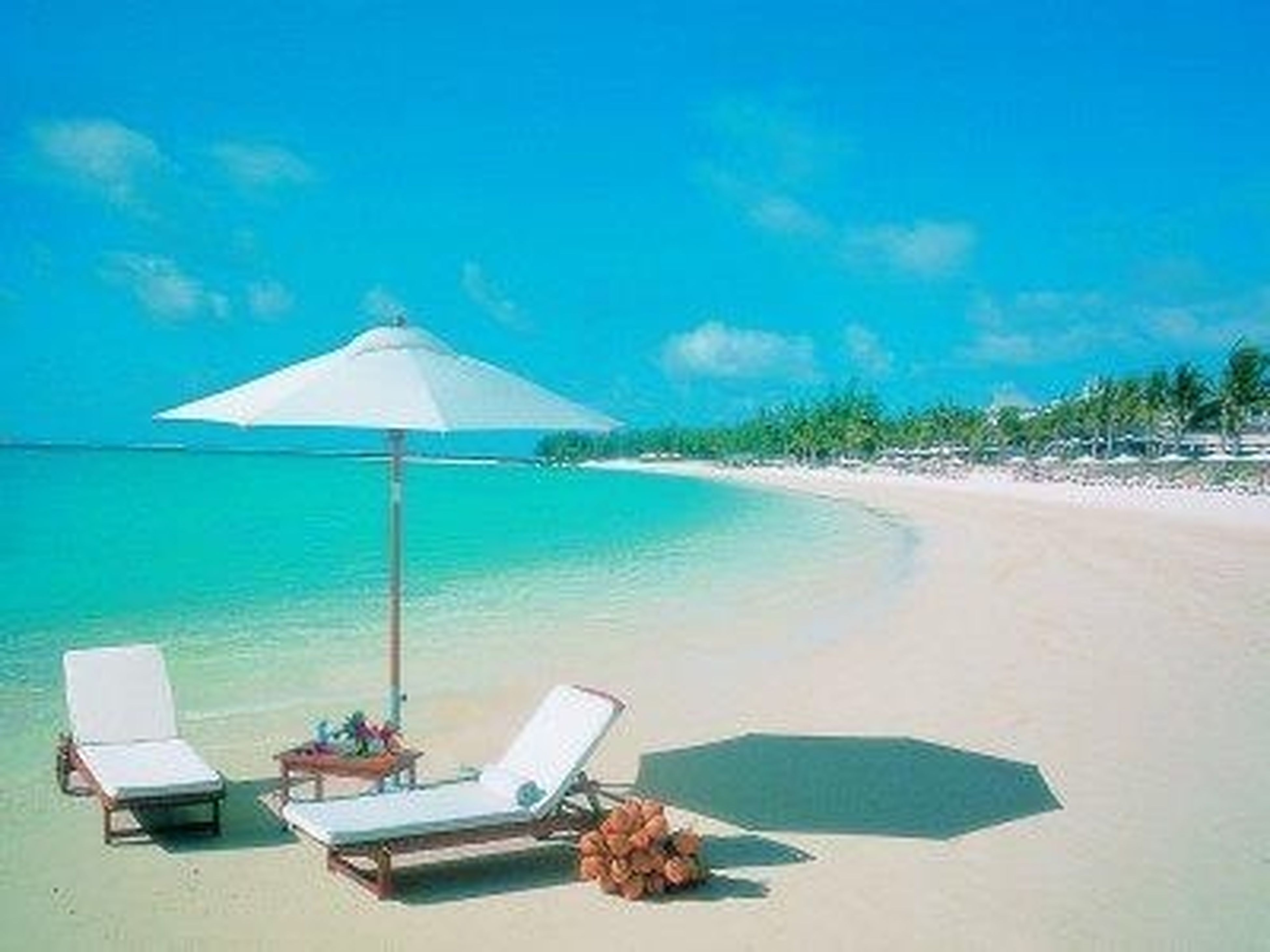 beach, sand, sea, blue, water, sky, shore, tranquility, tranquil scene, nature, day, sunlight, horizon over water, shadow, transportation, scenics, outdoors, absence, vacations, tree
