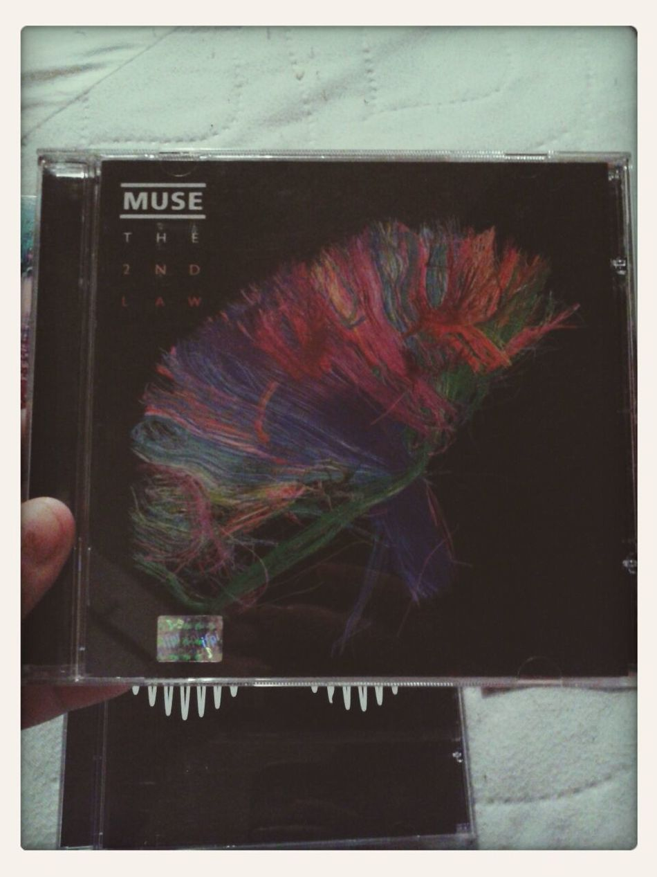 Muse The2ndlaw Cd