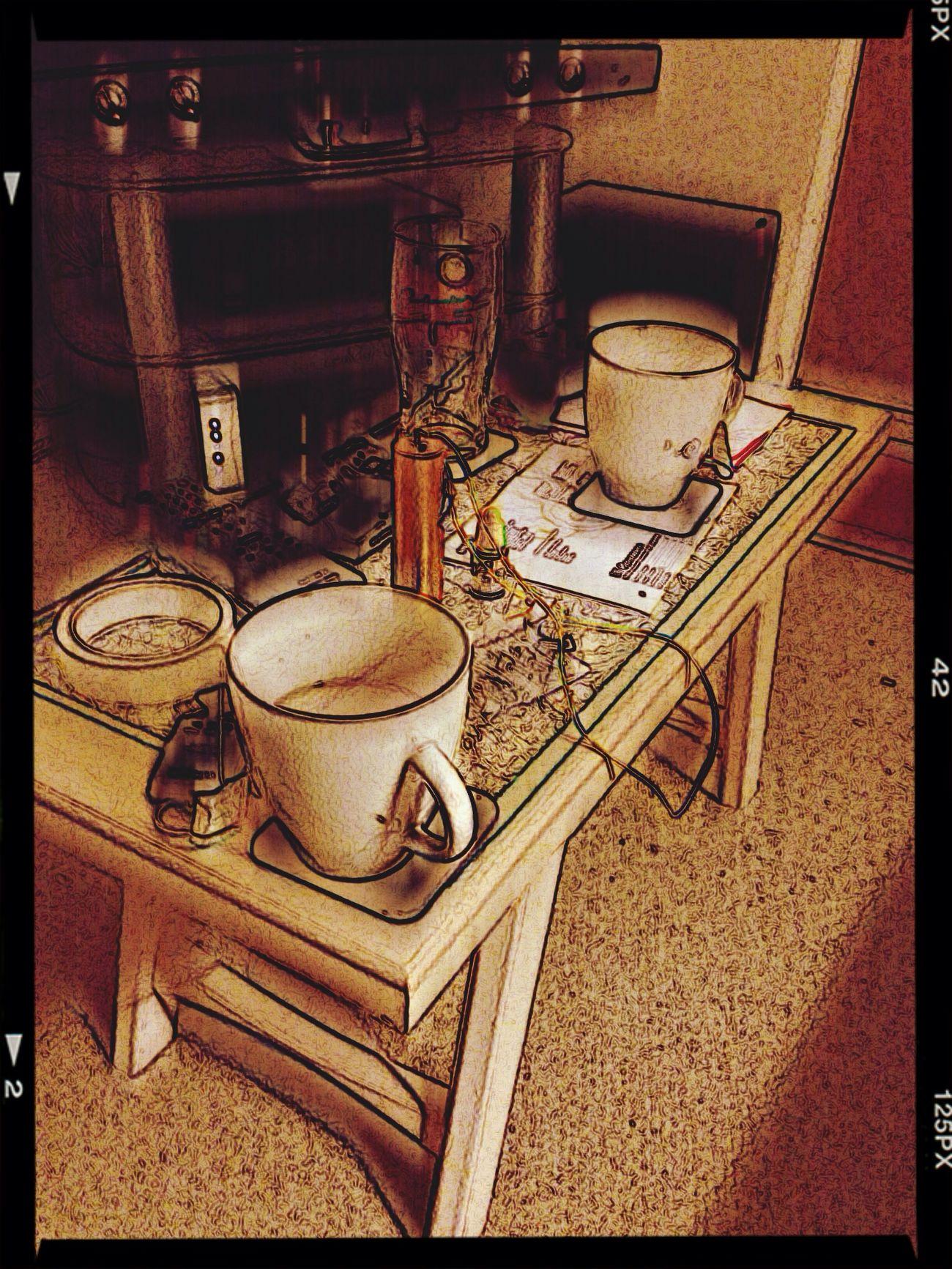 Clearly tea finished earlier Tea Tea Time! Tea Time It's Tea Time...