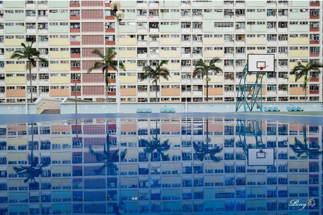 Choi Hung Estate Landscape #Nature #photography City View  Enjoying Life HongKong Snapshots Of Life Fujifilmxe1 Snapshot Fujifilm 21mm Home Is Where The Art Is