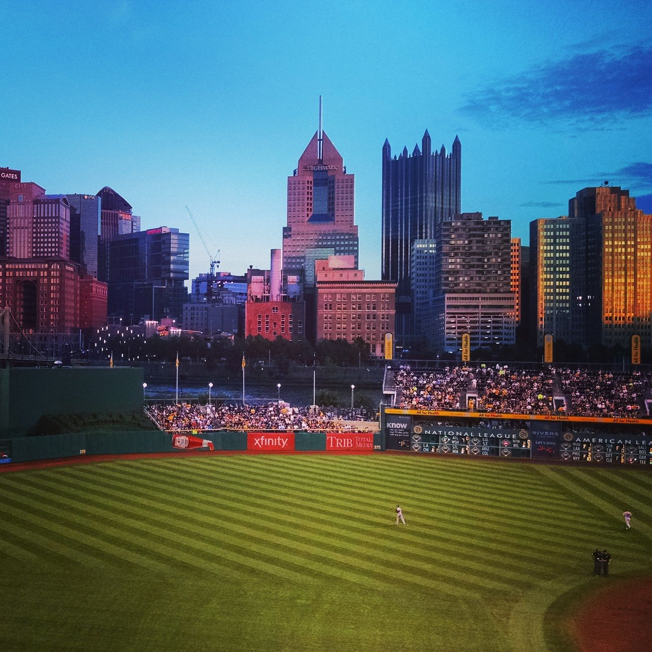 PNC Park - Pittsburgh, PA PNC Park Pittsburgh