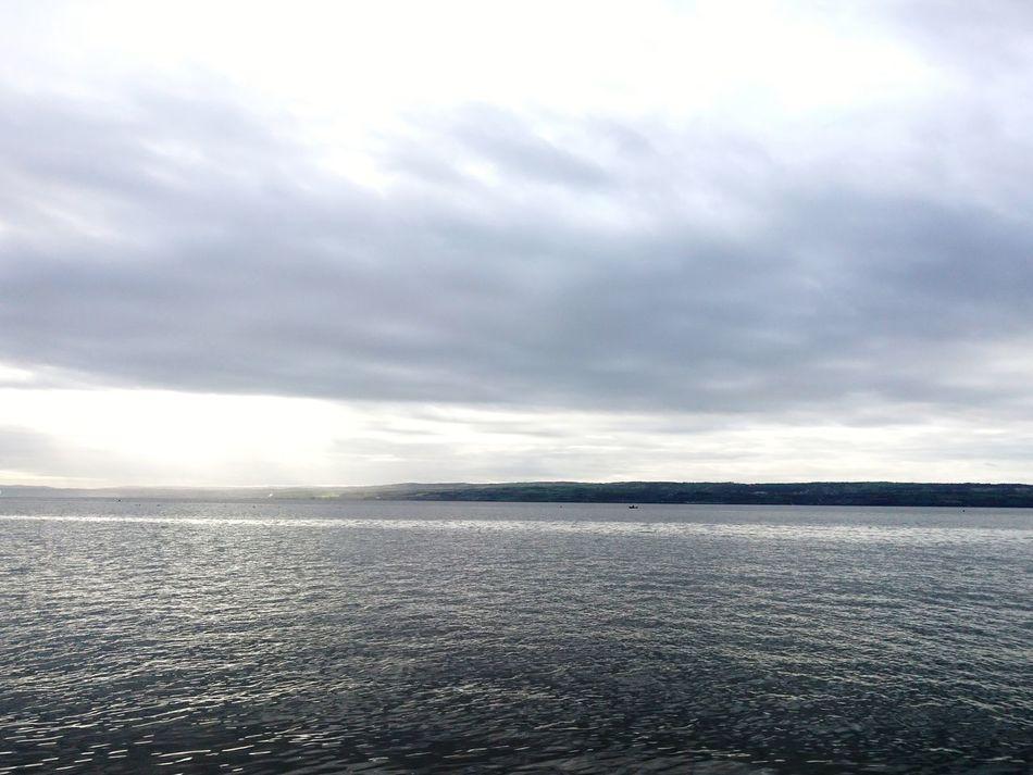 Sea Water Scenics Cloud - Sky Tranquility Nature Tranquil Scene Beauty In Nature Outdoors Landscape Beach No People Rippled Day Sky Horizon Over Water Thurstaston Merseyside Thurstaston Beach