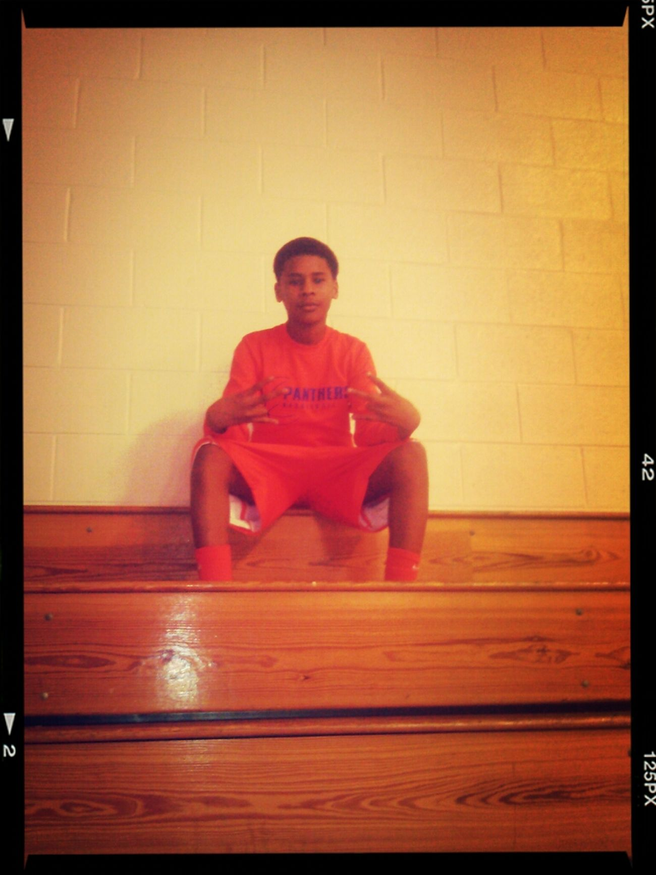 Right Before Da Game