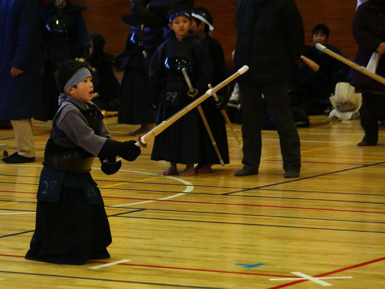 My Son Kendo Senior Examination Tokyo Japan EyeEm EyeEm Best Shots Asian Culture Japanese Culture Budo Go!