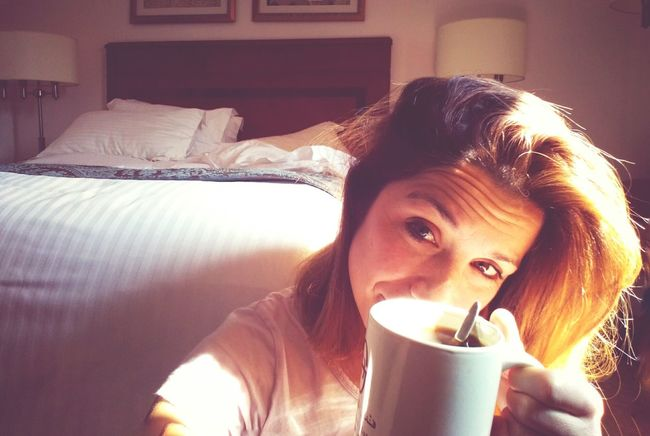 Good Morning Wakeupcall Supercup of Coffee for Me Coffee Time
