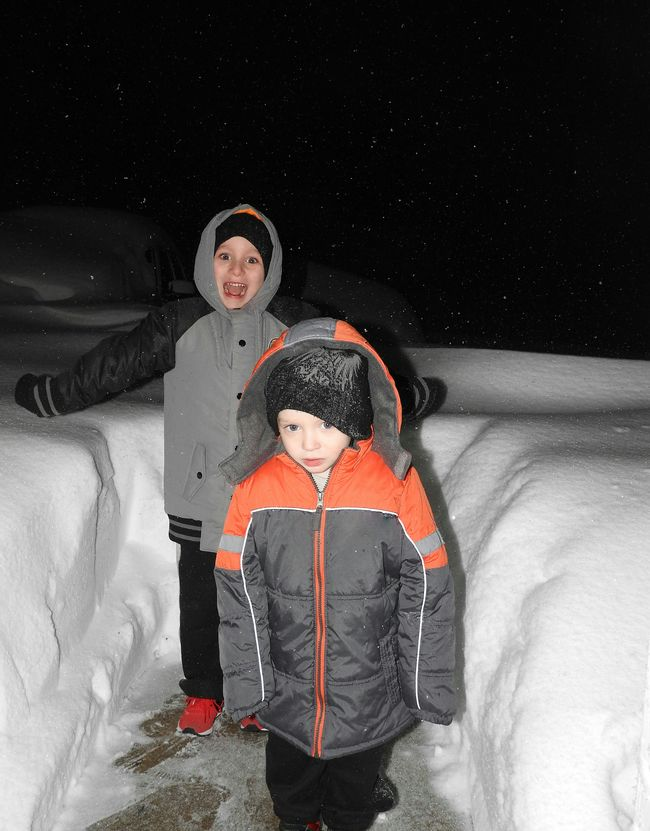 Measuring My 2 Youngest Sons in the Massive Snowstorm of 2016. My 2yr Old Son Doesn't Like Being Cold...Can You Tell?...LoL. ♡~ The Portraitist - 2016 EyeEm Awards Taking Photos Enjoying Life Blizzard 2016 Hello World Cheese! Check This Out United States Unitedstates Pennsylvania Snow Kids Playing In The Snow The Blizzard Of '16 Eyeem Gallary Youth Of Today Blizzard2016 Blizzard My Favorite Photo Cold Weather Snowstorm Hanging Out Snowy My Life Cold Night Happy Kids