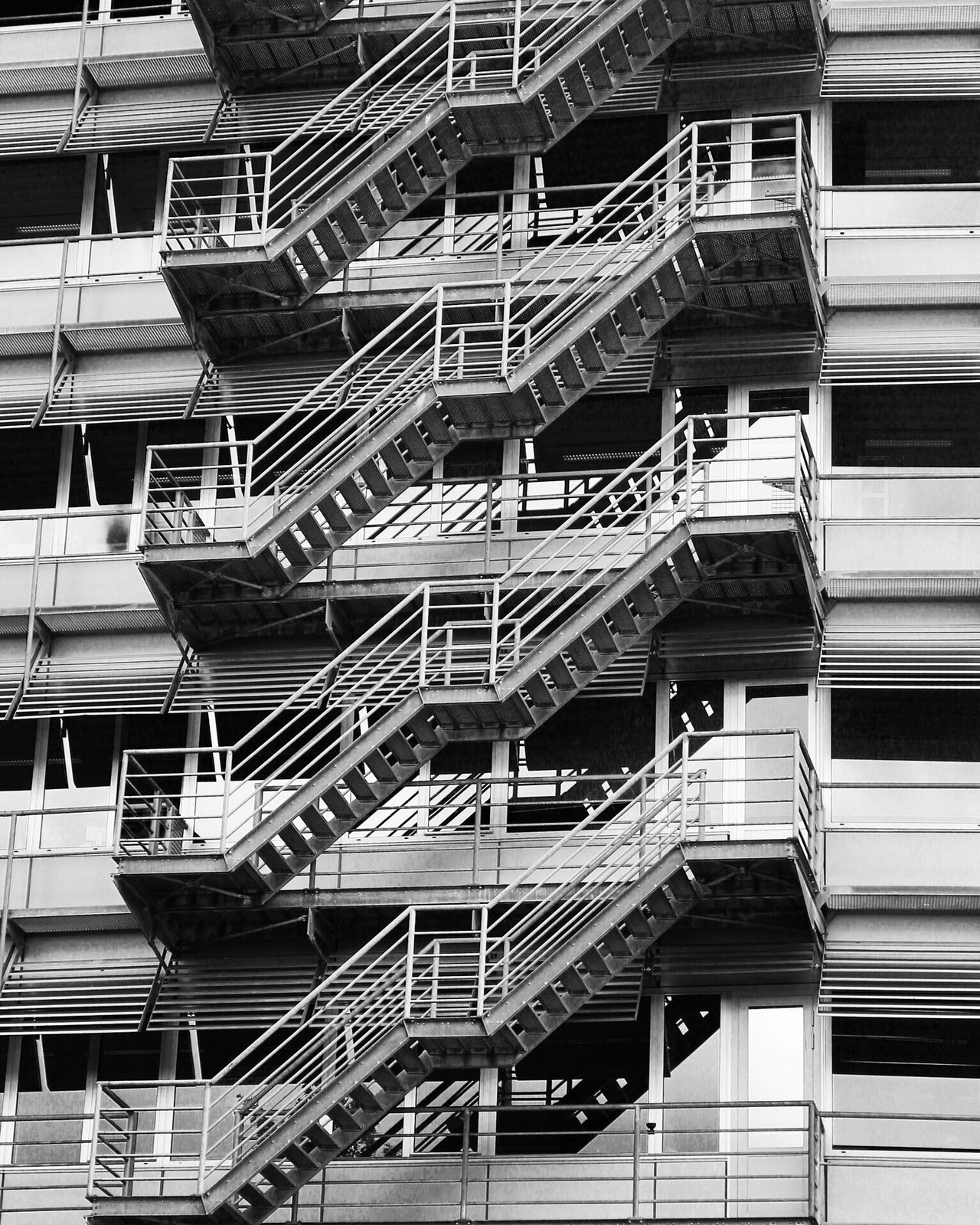 Blsckandwhite Black And White Black & White Stairs Industrial Monochrome Photography