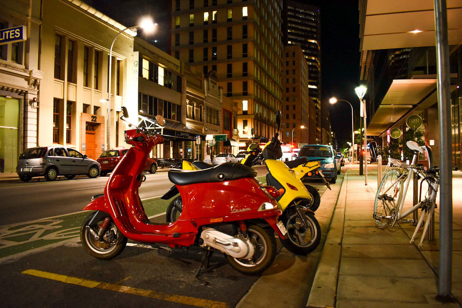 Night in Adelaide, Australia Night City City Street Transportation Adelaide Australia Outdoors Architecture Built Structure Building Exterior Illuminated Politics And Government No People Scooter Typical Cities At Night Cities CityLifeStyle Style