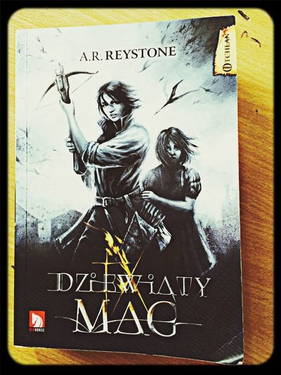 """""""Dziewiąty Mag"""" Very Good Book I Recommend"""