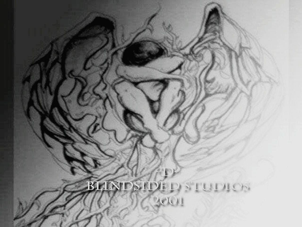 Artist ArtWork BLINDsided STUDio Art Gallery Art, Drawing, Creativity Angel