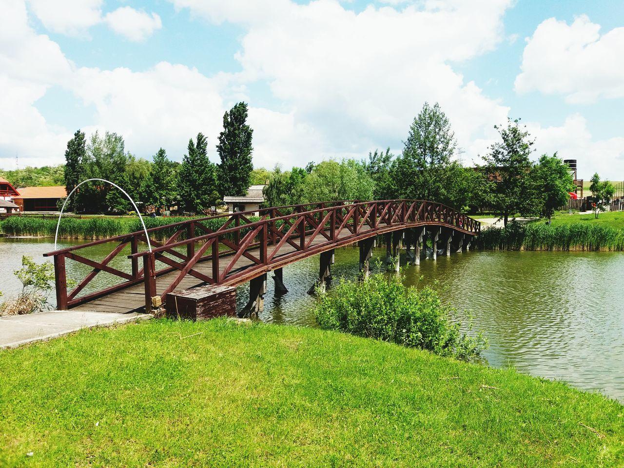 Tordas Horgásztó híd