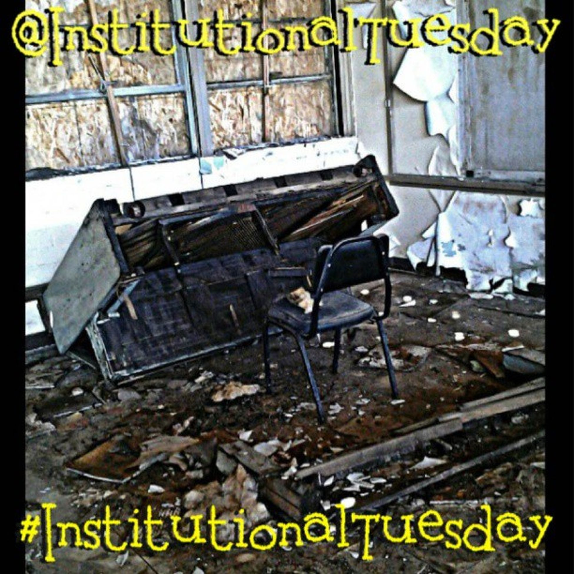 Trailblazers! We are pleased to announce that our trailblazers_rurex mod and member peaceandmusic009 Is now admin/mod to institutionaltuesday.. Please follow this fun feature page institutionaltuesday and tag your abandoned and decayed institution pi Institutionaltuesday