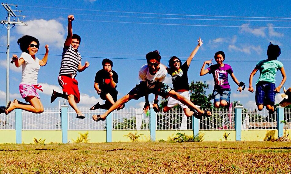 Jumpshot Friendship Hanging Out With Friends