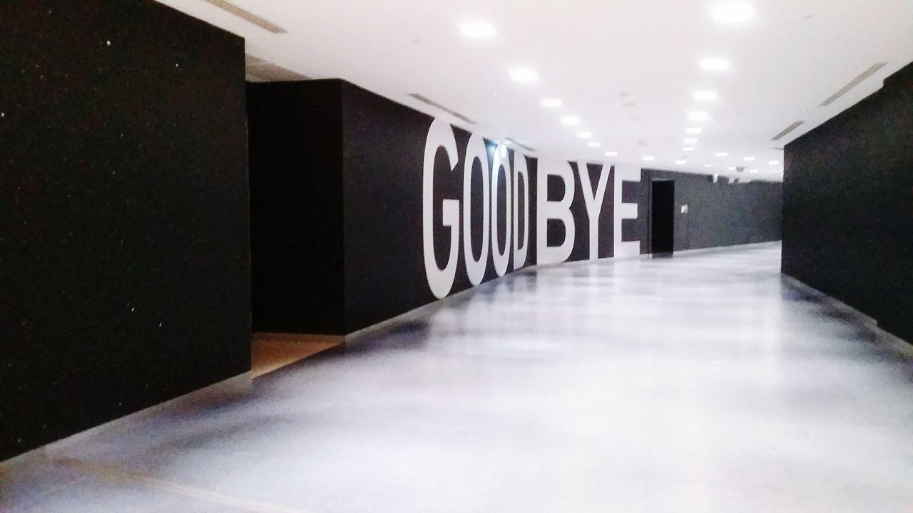 A goodbye lane Goodbye Clock Tower Mecca Al-mukarramah Mall