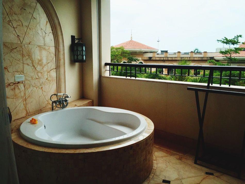 Bath Sanya Holiday Throwback Missing It... I Need This Hotel