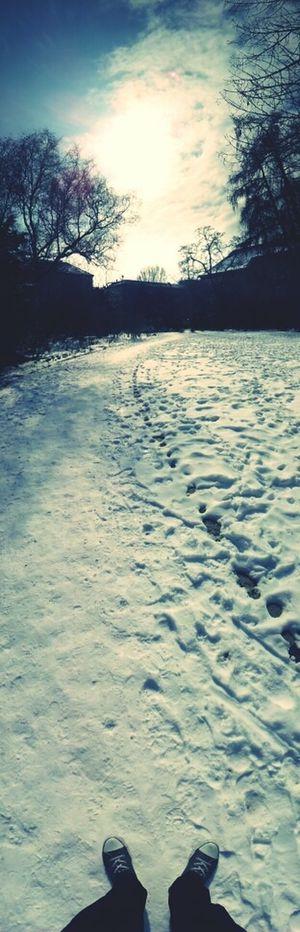 Winter Wonderland Get Lost Potemporaer Other People's Shoes