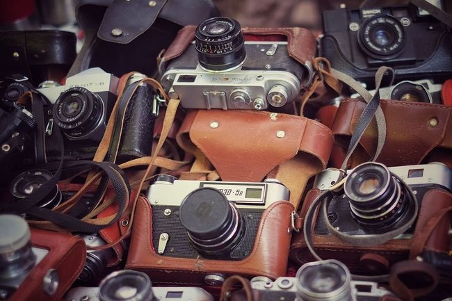Retro Super Retro Camera Marketplace Photography Oldschool