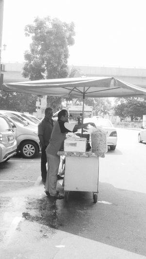 Market Stall Streetphotography Life City Street Monochrome