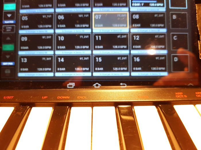 ...EyeEm Selects Second Acts Life Beyond 30 Seventh Acts, Life Beyond 60 Technology No People Indoors  Close-up Day Music Keyboard Sequencer Drumandbass Urban Style Taking Photos Taking Pictures The Week On EyeEem Timepaint72