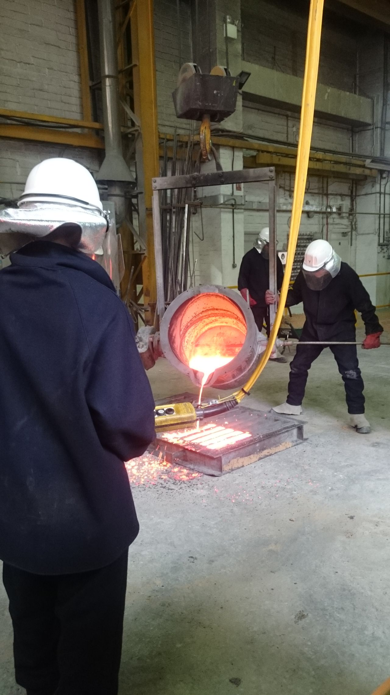 Foundry Foundrylife Industrial Photography Art Foundry Casting Metal Molten Metal Bronze