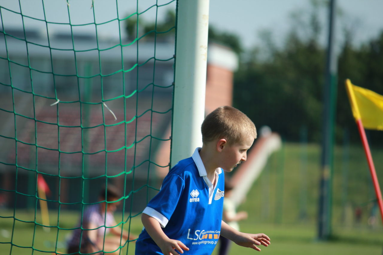 Beautiful stock photos of fußball, child, children only, sport, males