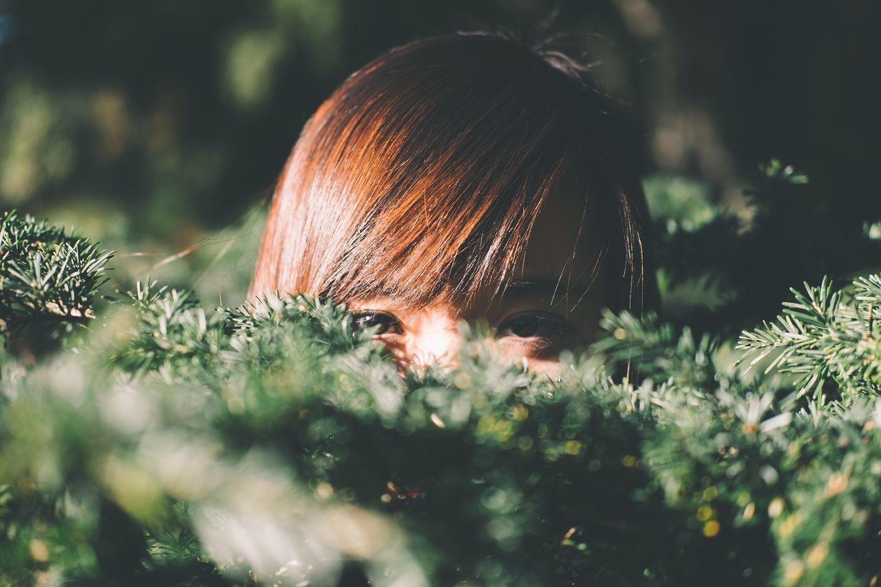 Portrait Of A Woman FUJIFILM X-T1